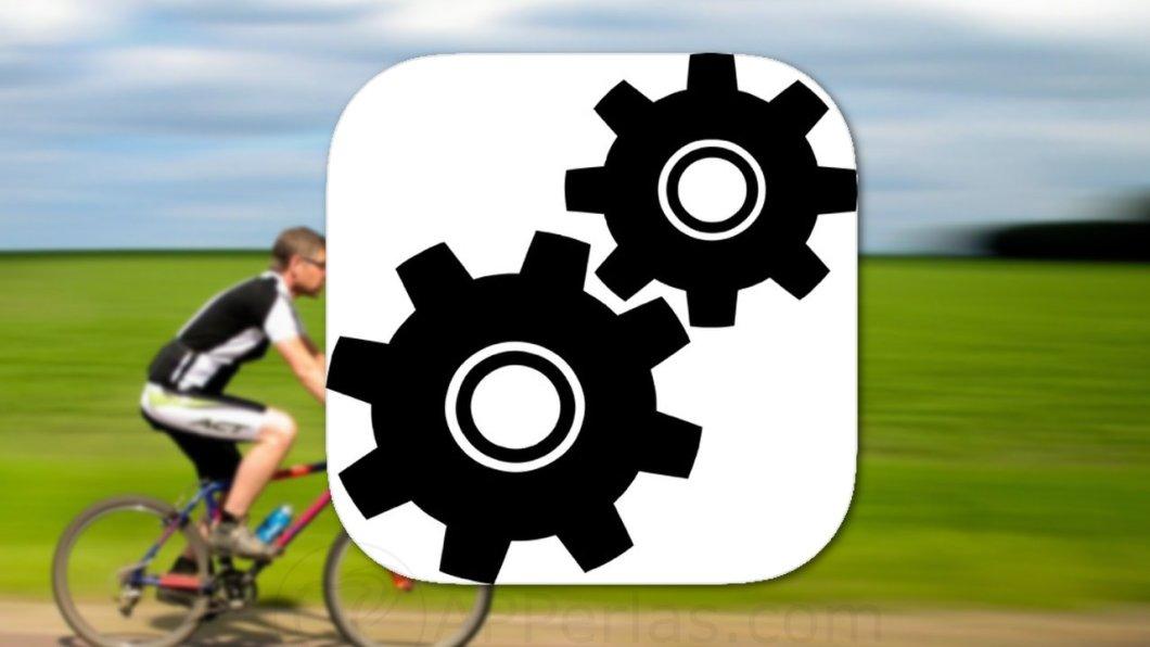 App para conocer la relación marchas de bicicletas