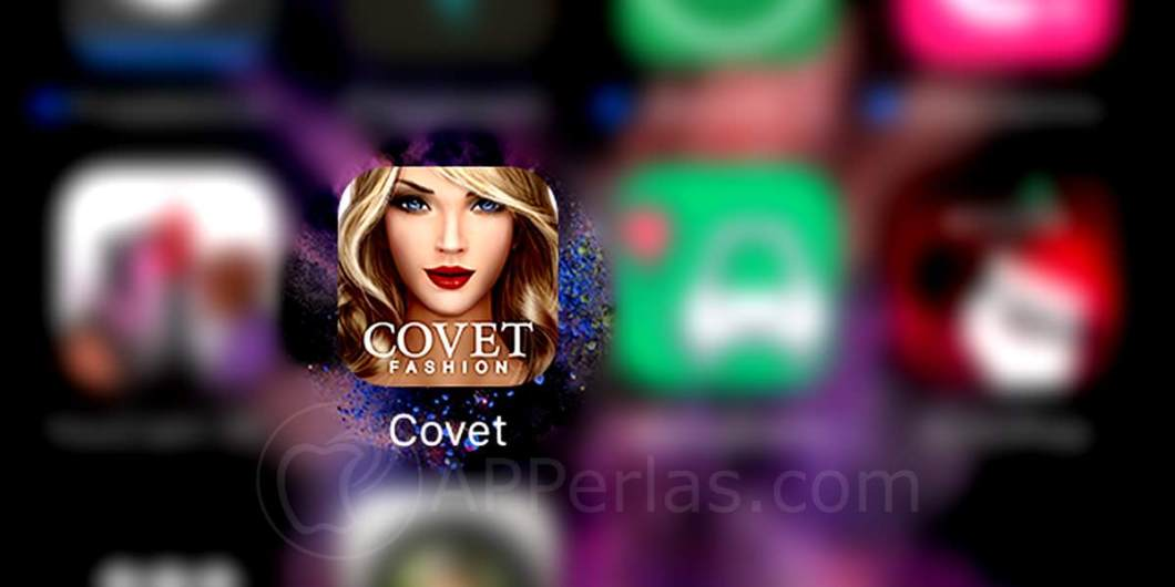 Covet Fashion iPhone