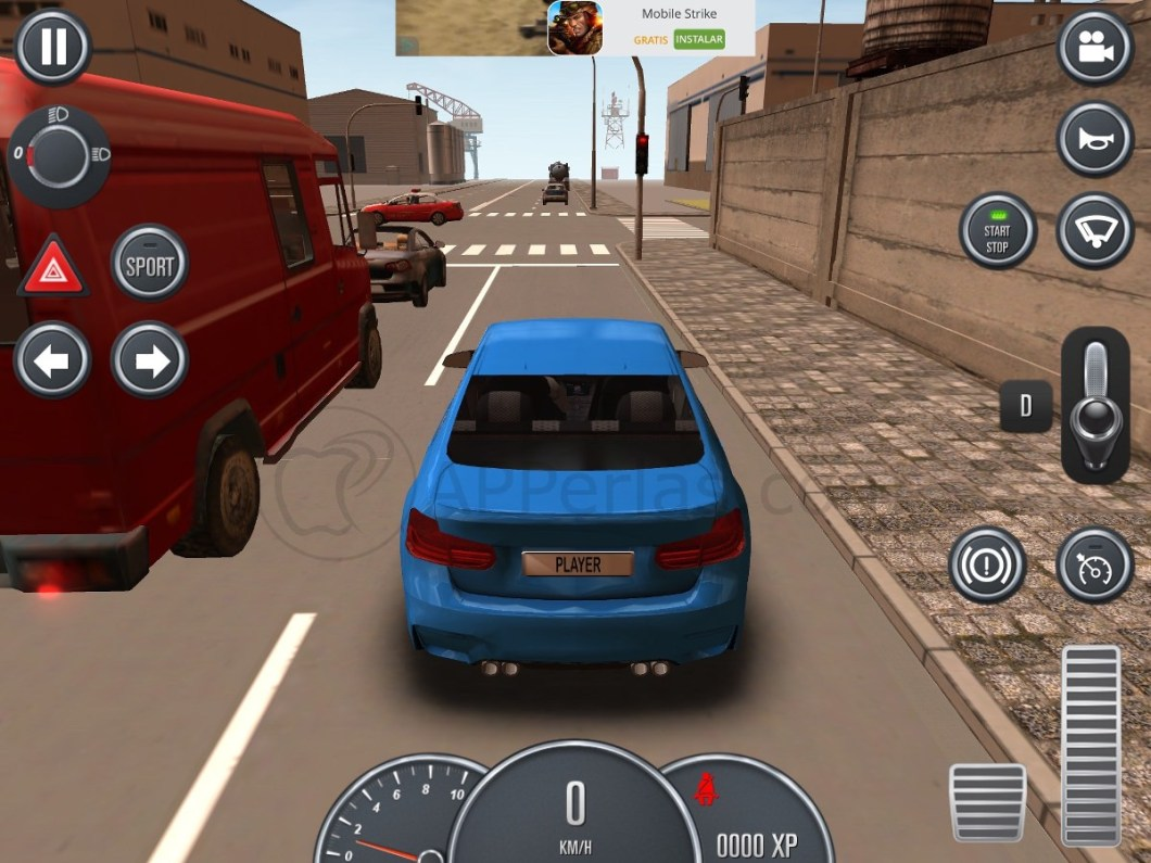 Driving school 2016 iPhone