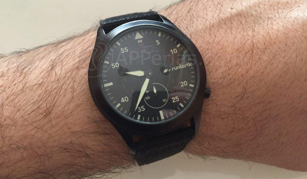 Reloj Runtastic moment