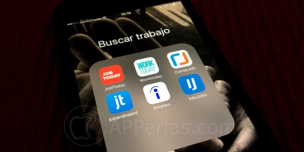 App para buscar trabajo