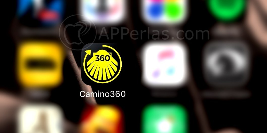 Camino de Santiago 360º app