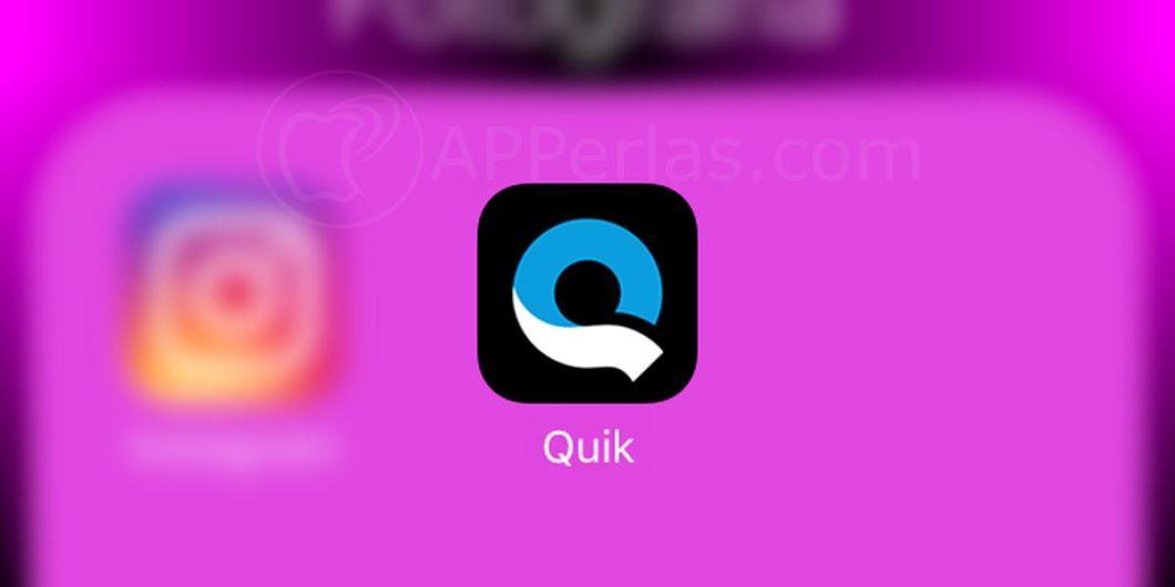 Quik app