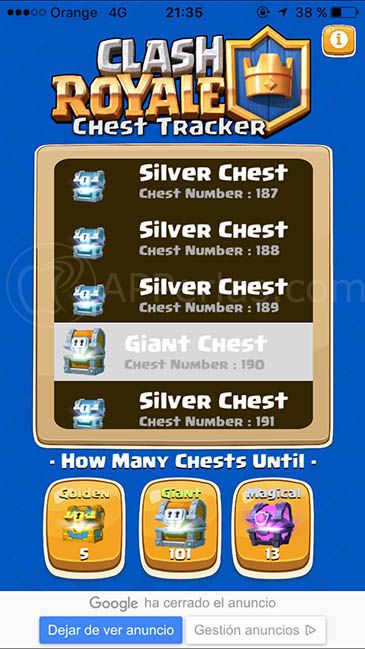 Royale Chests 2