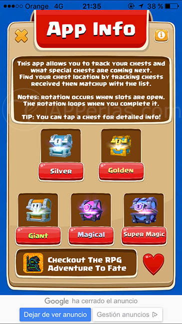 Royale Chests 3