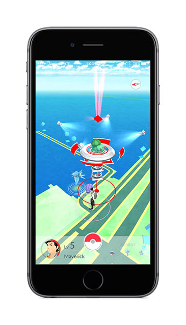 Pokemon GO completamente gratis