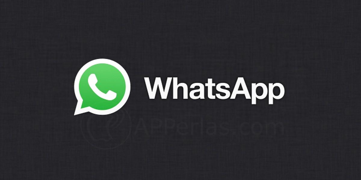 Cambia la foto de perfil de un grupo de WHATSAPP