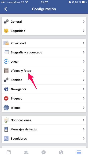 HD a Facebook 1
