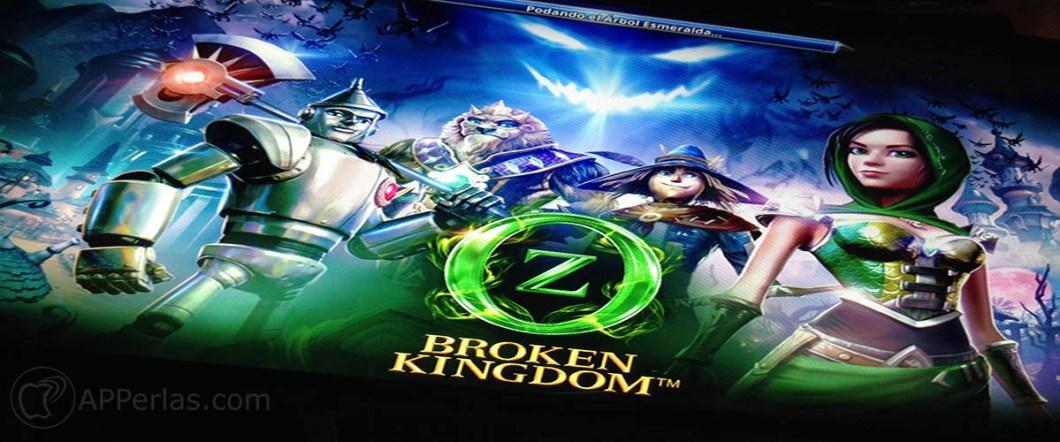 oz: broken kingdom 1