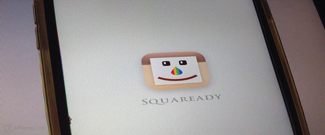 Squaready app para Instagram