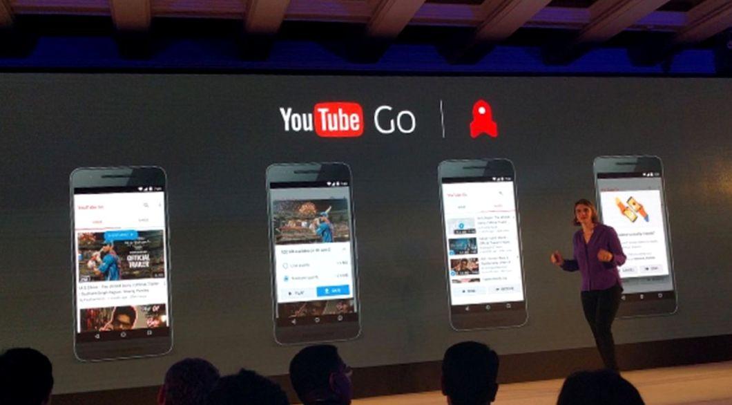 Descargar vídeos de Youtube GO