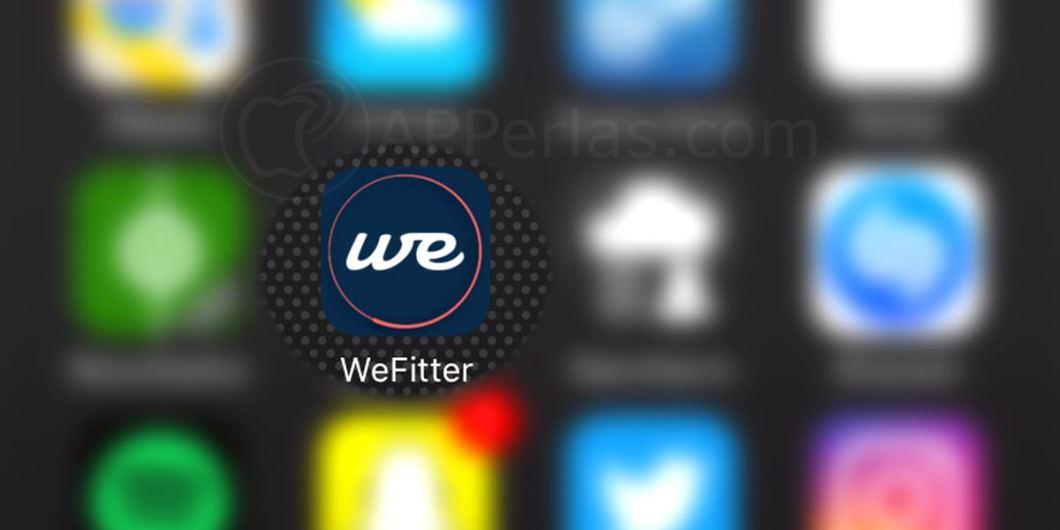App Wefitter