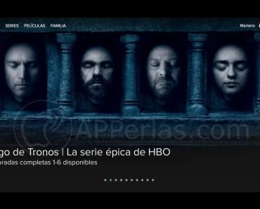 HBO ESPAÑA IOS