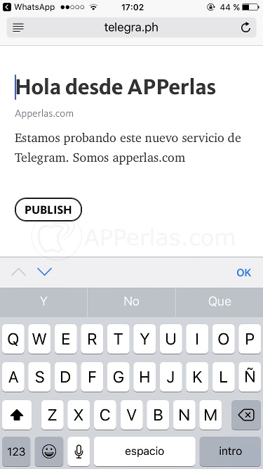Telegram surpasses itself with its latest update