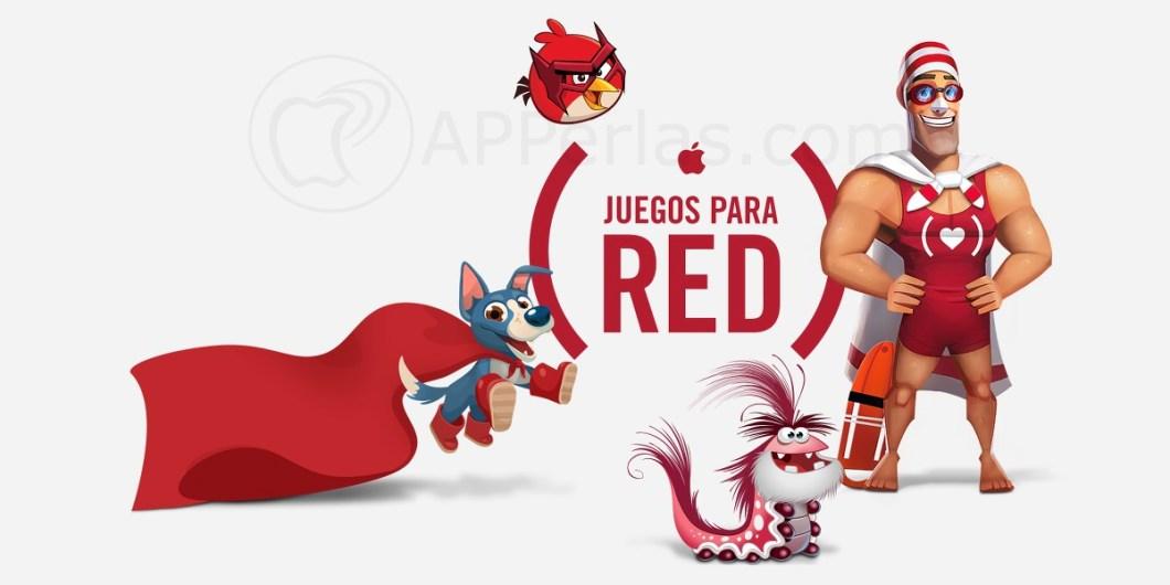 Semana RED Apple