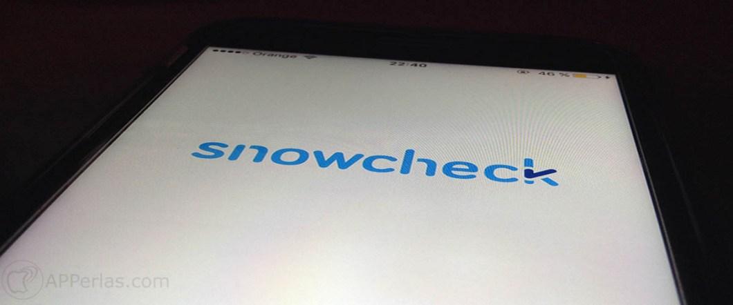 snowcheck 2