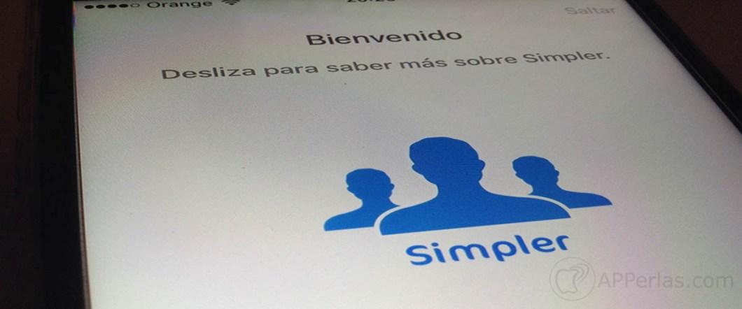 Simpler: App para aprender inglés