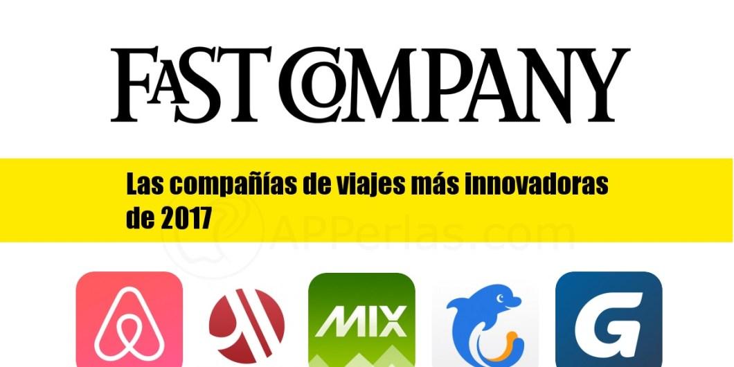 Ranking empresas viajes 2017