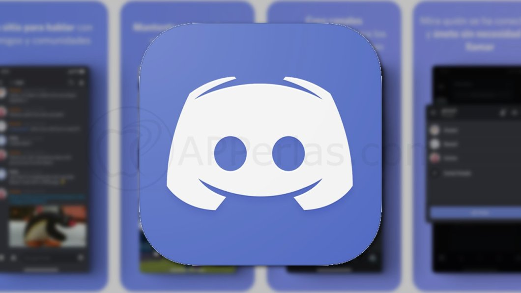 App Discord para iOS