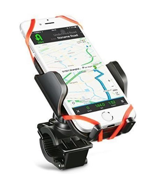 Soporte para iPhone para moto