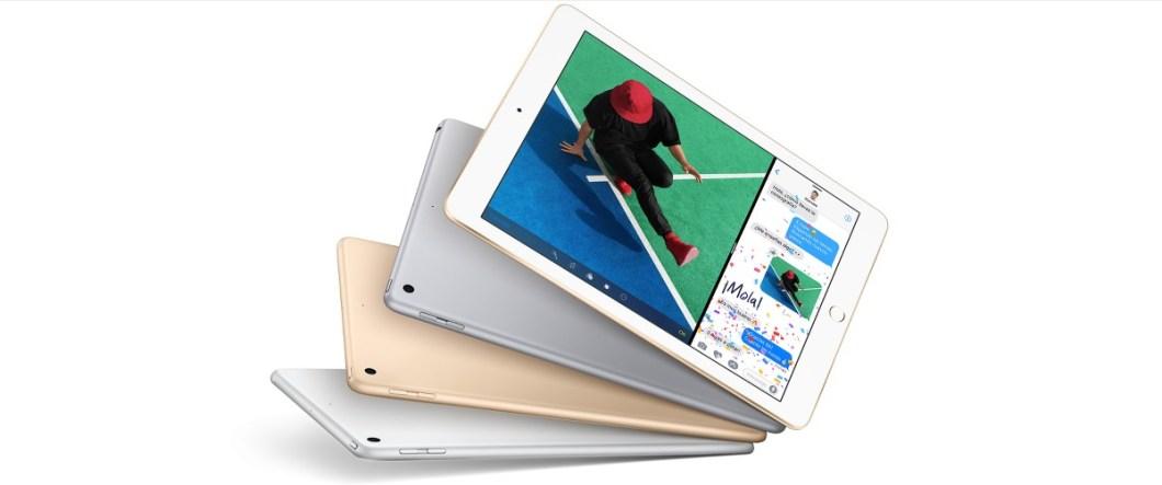 Nuevo iPad 2017