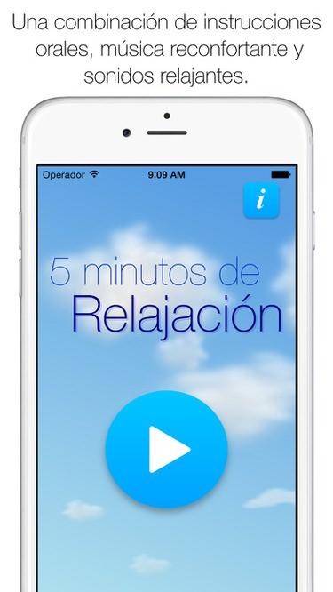apps de relajación