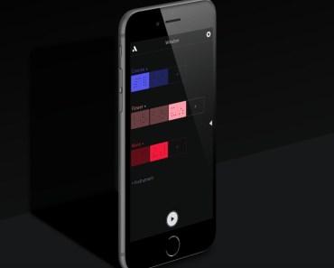 Auxy studio app