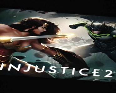 Injustice 2, la secuela del juego Injustice llega a iOS