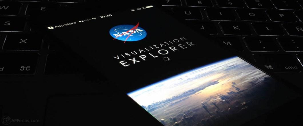 app para explorar el espacio 1