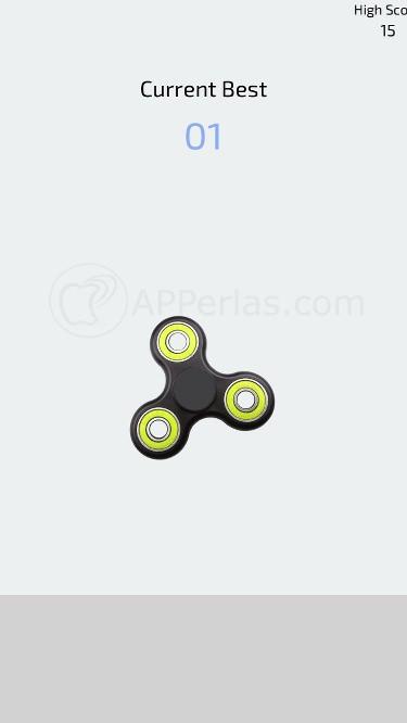 Jugar a fidget spinner