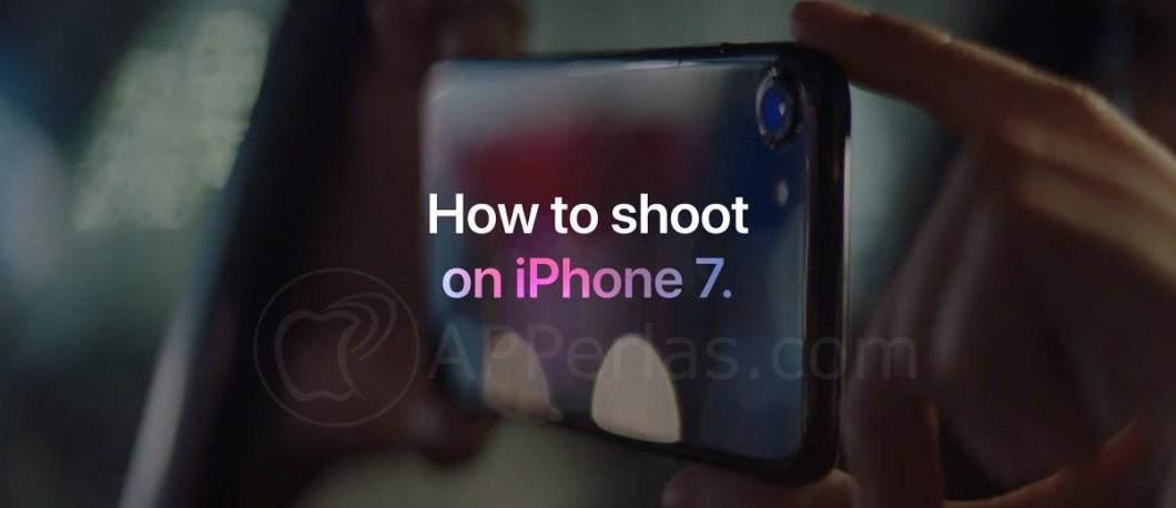 Saca buenas fotos con la cámara del iPhone