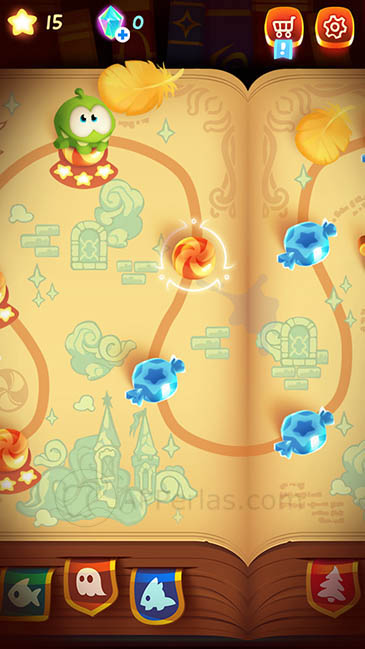 Cut the Rope MAgic 2