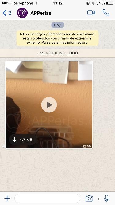 vídeos en streaming