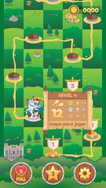caballo del ajedrez juego iOS 2