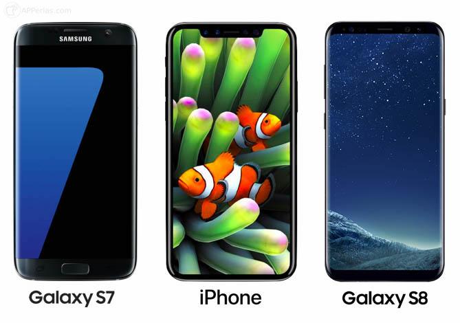 Próximo iPhone 8 o x 3