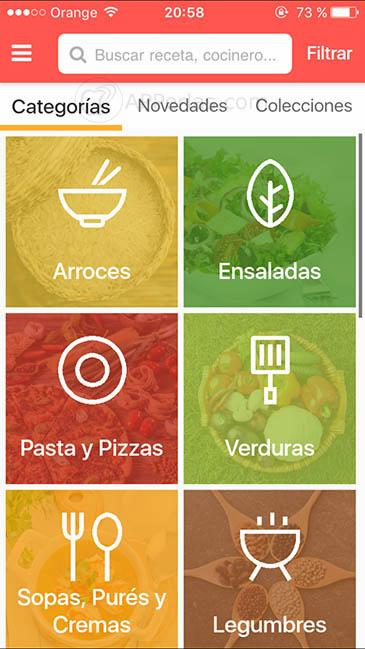 app de recetas 2