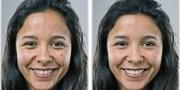 Cómo quitar manchas de la cara en una fotografía