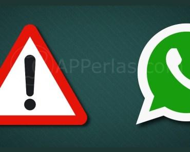 WhatsApp ha empezado a banear cuentas por usar versiones modificadas
