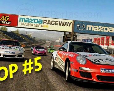 Los 5 mejores juegos de coches para iPhone y iPad. ¡¡¡BRUTALES!!!