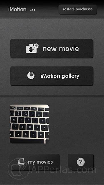 app crear timelapse slowmotion 1