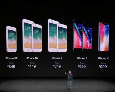 fallos en el iPhone 8 2