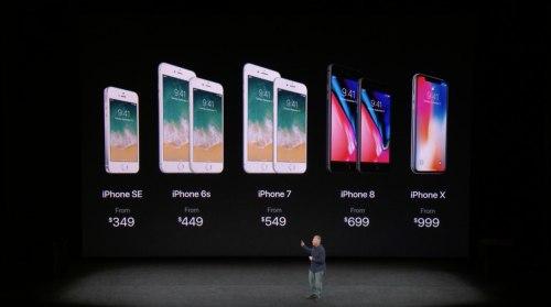 el nuevo iPhone 8 5