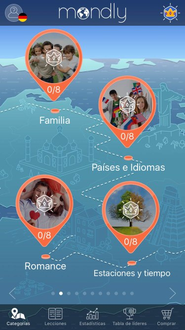 apps para aprender idiomas iOS iPhone iPad 3