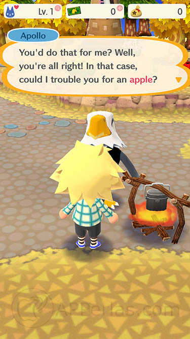 Animal Crossing Pocket Camp para iPhone 2