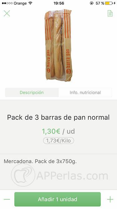 Comprea App para hacer la compra 2