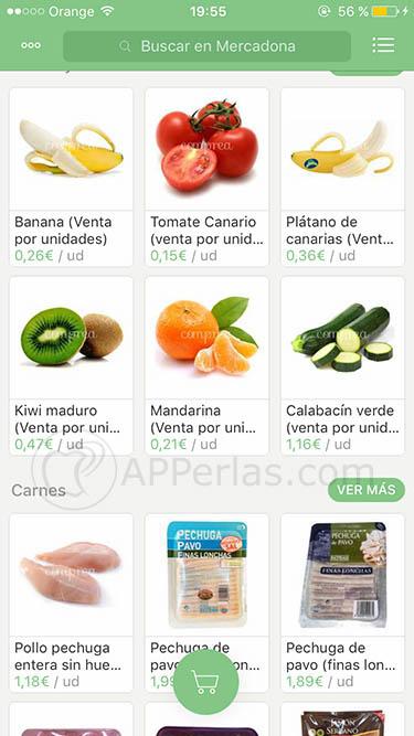 Comprea App para hacer la compra 3