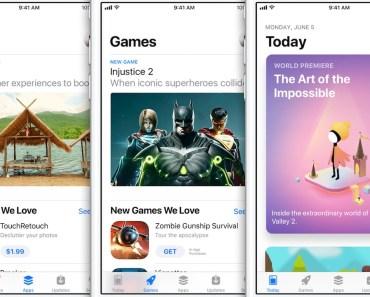 Descarga las 9 mejores APPS GRATIS del momento, para iOS [23-2-18]