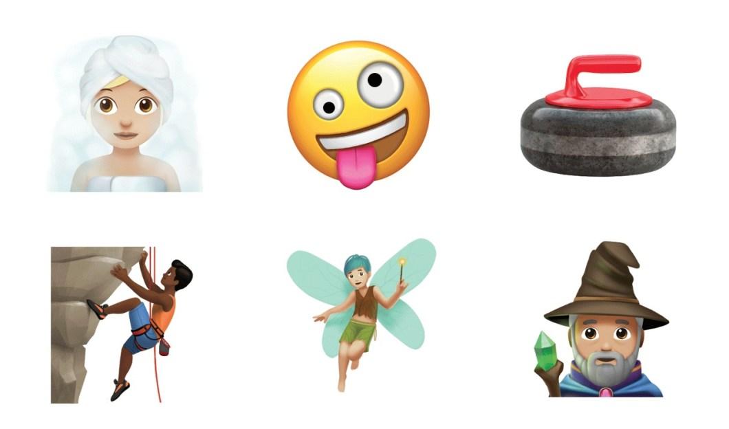 emojis ios 11.1