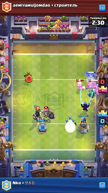 gran actualización de clash royale 2