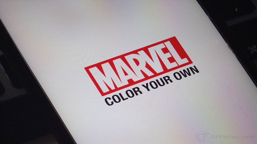 Marvel Color Your Own 3